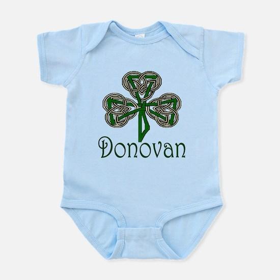 Donovan Shamrock Infant Bodysuit
