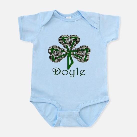 Doyle Shamrock Infant Bodysuit