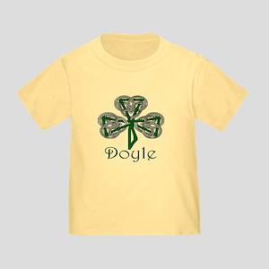 Doyle Shamrock Toddler T-Shirt