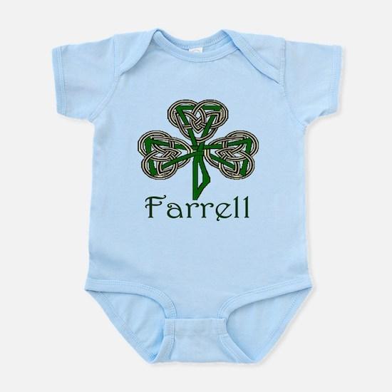 Farrell Shamrock Infant Bodysuit
