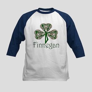Finnegan Shamrock Kids Baseball Jersey