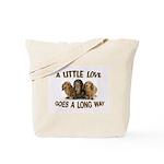DAUSCHUNDS Tote Bag
