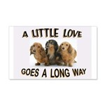 20x12 Wall Decal