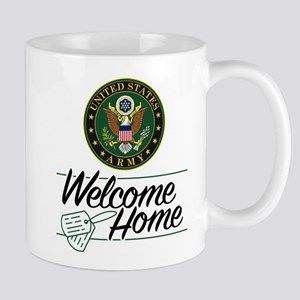 U.S. Army Welcome Home Mug