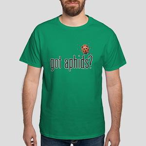 Ladybug - Organic Gardening Dark T-Shirt