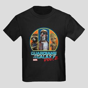 GOTG Circle Kids Dark T-Shirt