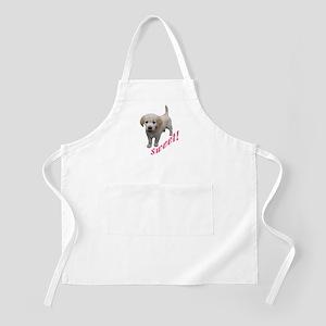 Sweet Puppy BBQ Apron