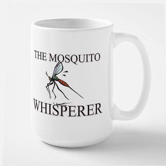 The Mosquito Whisperer Large Mug