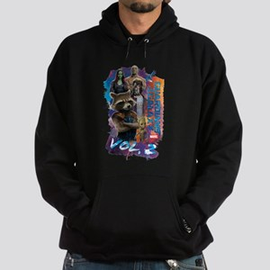 GOTG Paint Hoodie (dark)