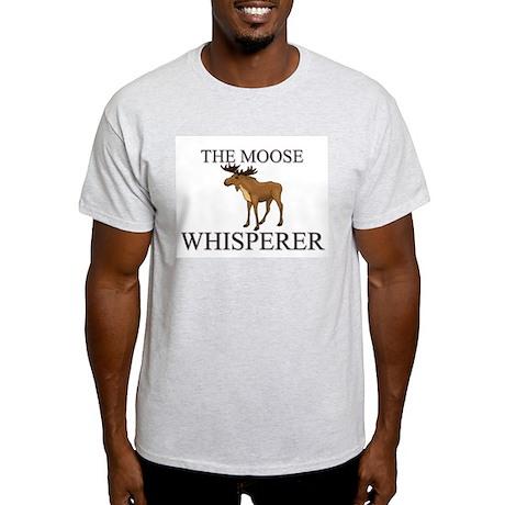 The Moose Whisperer Light T-Shirt