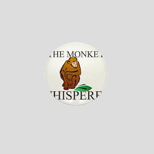 The Monkey Whisperer Mini Button