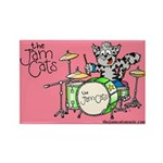 The Jam Cats drummer Jankie magnet
