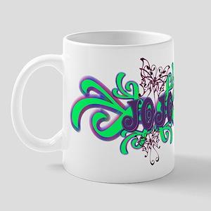 JoJo's Butterfly Name Mug