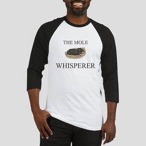 The Mole Whisperer Baseball Jersey