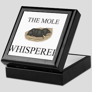 The Mole Whisperer Keepsake Box