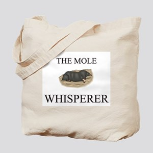 The Mole Whisperer Tote Bag