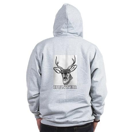 Deer Hunter Zip Hoodie