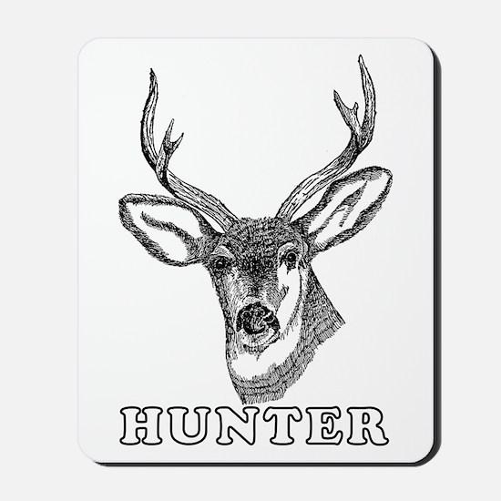 Deer Hunter Mousepad