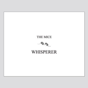 The Mice Whisperer Small Poster