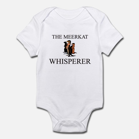 The Meerkat Whisperer Infant Bodysuit