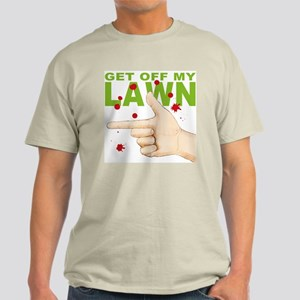 Get Off My Lawn! Light T-Shirt
