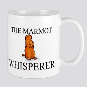 The Marmot Whisperer Mug