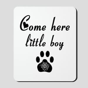 Cougar: Come Here Little Boy Mousepad
