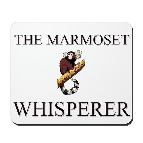 The Marmoset Whisperer Mousepad