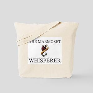 The Marmoset Whisperer Tote Bag
