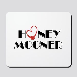 Honeymooner Mousepad