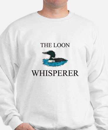 The Loon Whisperer Sweater