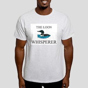The Loon Whisperer Light T-Shirt