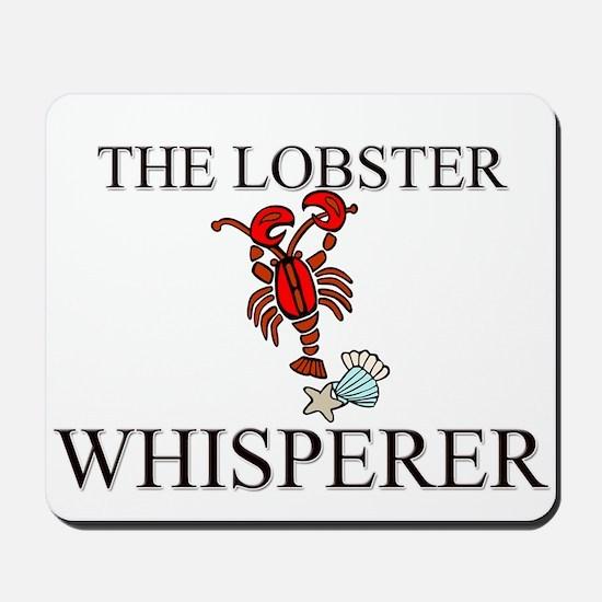 The Lobster Whisperer Mousepad