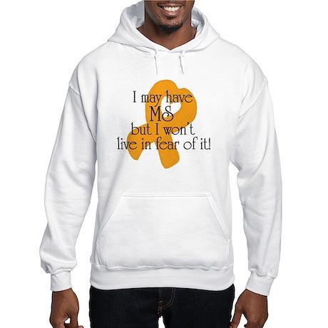 NO FEAR Hooded Sweatshirt
