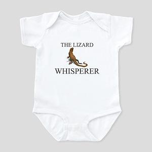 The Lizard Whisperer Infant Bodysuit