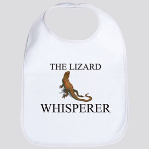 The Lizard Whisperer Bib