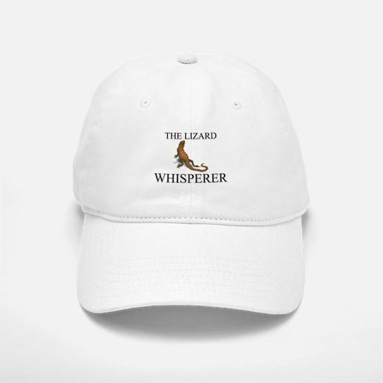 The Lizard Whisperer Baseball Baseball Cap