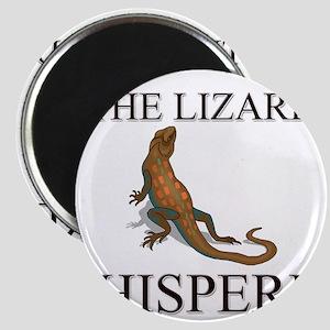 The Lizard Whisperer Magnet
