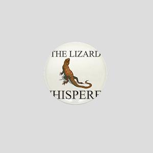 The Lizard Whisperer Mini Button
