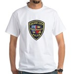 Culver City Police White T-Shirt