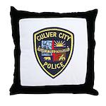 Culver City Police Throw Pillow