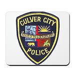 Culver City Police Mousepad