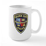 Culver City Police Large Mug