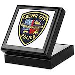 Culver City Police Keepsake Box