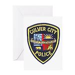 Culver City Police Greeting Card