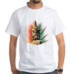 African White T-Shirt