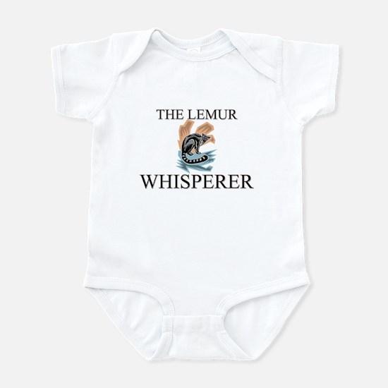 The Lemur Whisperer Infant Bodysuit