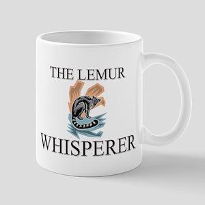 The Lemur Whisperer Mug
