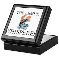 The Lemur Whisperer Keepsake Box
