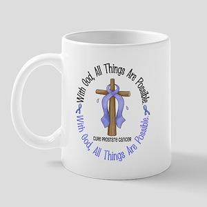 With God Cross PROSCANC Mug